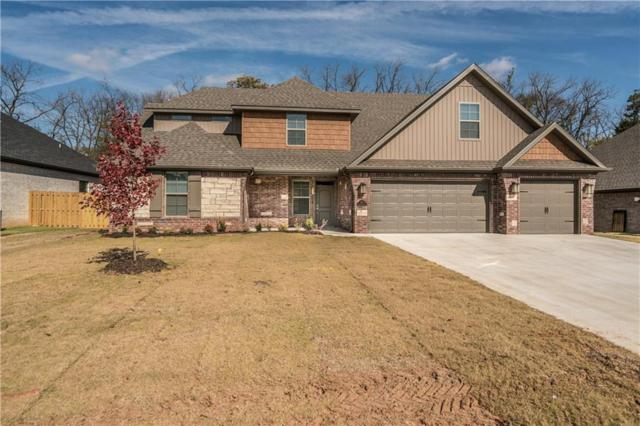 1311 Quailridge Way, Bentonville, AR 72712 (MLS #1055125) :: McNaughton Real Estate