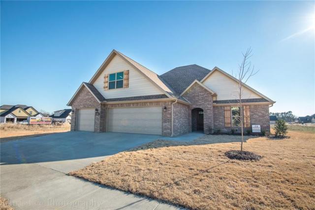 461 Via Stelvio Avenue, Springdale, AR 72770 (MLS #1063473) :: McNaughton Real Estate