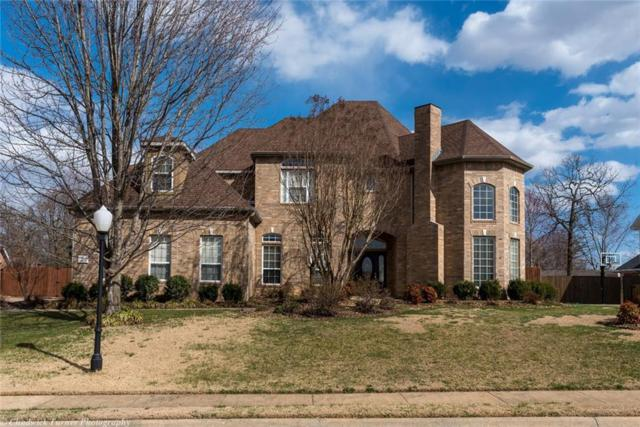 6 Robson, Bentonville, AR 72712 (MLS #1070845) :: McNaughton Real Estate