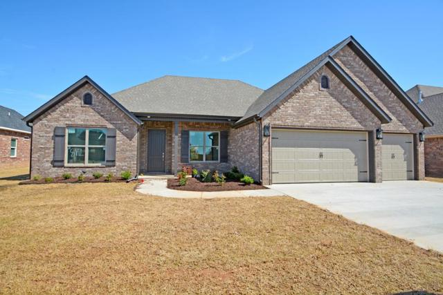 4605 W Canopy Meadows Drive, Rogers, AR 72758 (MLS #1071339) :: McNaughton Real Estate