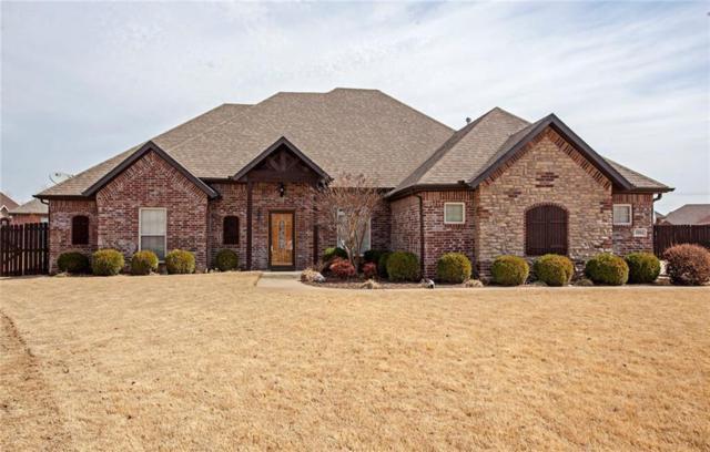 2004 SW Nutmeg Street, Bentonville, AR 72712 (MLS #1072728) :: McNaughton Real Estate