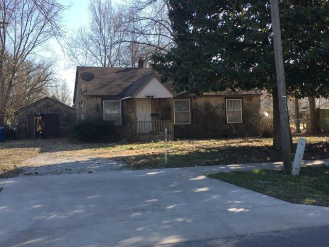 204 SE Se 6th  St, Bentonville, AR 72712 (MLS #1073887) :: McNaughton Real Estate