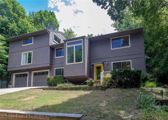 1062 N N Valley View  Dr, Fayetteville, AR 72701 (MLS #1075055) :: McNaughton Real Estate