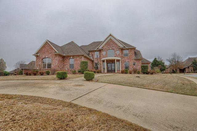 5301 S Promontory Court, Rogers, AR 72758 (MLS #1077042) :: McNaughton Real Estate