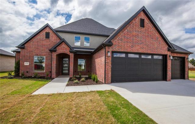 8702 W Birdsong  Ln, Bentonville, AR 72712 (MLS #1081926) :: McNaughton Real Estate