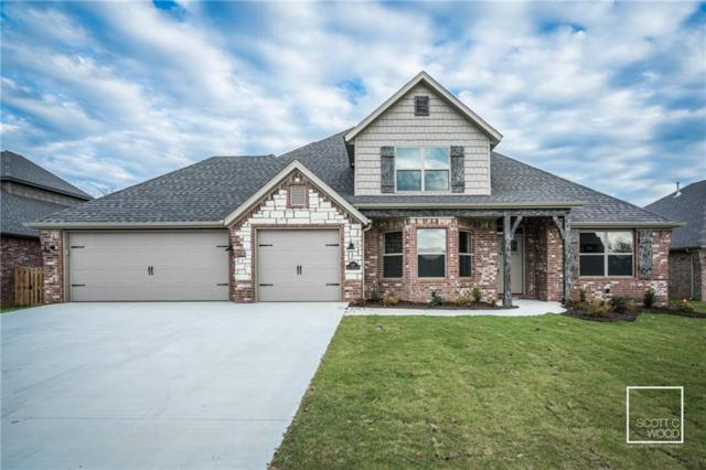 1111 Quail Hollow  Dr, Bentonville, AR 72712 (MLS #1082797) :: Five Doors Real Estate - Northwest Arkansas