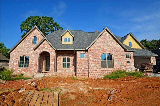 3141 Oak Tree  Dr, Centerton, AR 72719 (MLS #1085731) :: McNaughton Real Estate