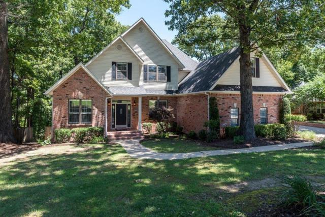 2904 Hanna  Ln, Bentonville, AR 72712 (MLS #1105475) :: HergGroup Arkansas