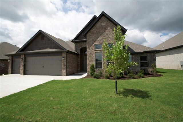 1731 Cherrie  St, Centerton, AR 71719 (MLS #1106866) :: HergGroup Arkansas