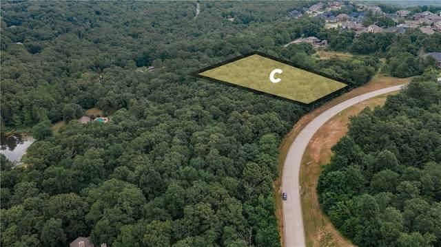 Tract C E Stone Mountain Drive, Fayetteville, AR 72701 (MLS #1131736) :: McNaughton Real Estate