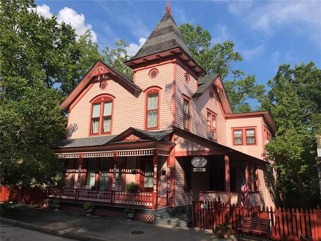 211 Spring Street, Eureka Springs, AR 72632 (MLS #1133875) :: Jessica Yankey | RE/MAX Real Estate Results