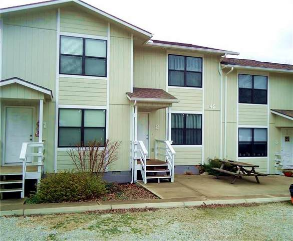45 Blue Water Drive #2, Holiday Island, AR 72631 (MLS #1135675) :: Annette Gore Team | RE/MAX Real Estate Results