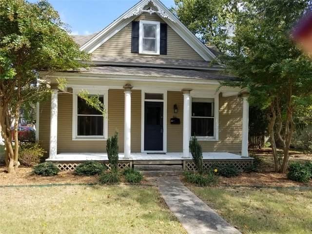 611 N Wright  St, Siloam Springs, AR 72761 (MLS #1142930) :: McNaughton Real Estate