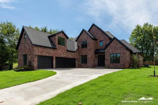 4493 E Windermere Drive, Fayetteville, AR 72703 (MLS #1143504) :: McNaughton Real Estate