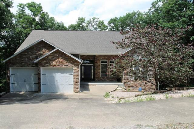 19 Wildcat Lane, Holiday Island, AR 72631 (MLS #1143928) :: Jessica Yankey   RE/MAX Real Estate Results