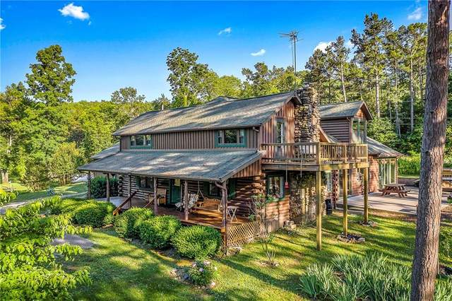 204 County Road 5054, Berryville, AR 72616 (MLS #1148270) :: McNaughton Real Estate
