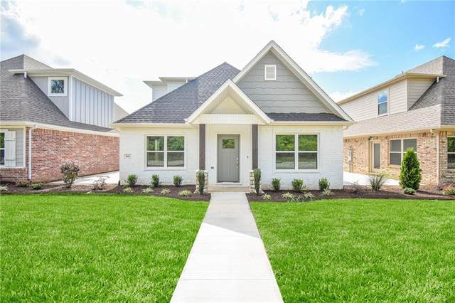 643 N Salem, Fayetteville, AR 72704 (MLS #1148813) :: McNaughton Real Estate