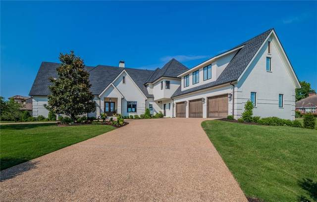 4 W Pinnacle Drive, Rogers, AR 72758 (MLS #1148860) :: McNaughton Real Estate