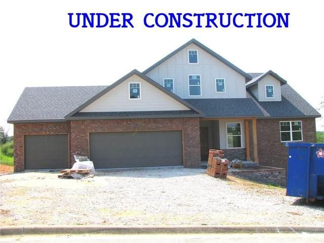 3410 NW Creekstone Cove, Bentonville, AR 72712 (MLS #1151194) :: McNaughton Real Estate
