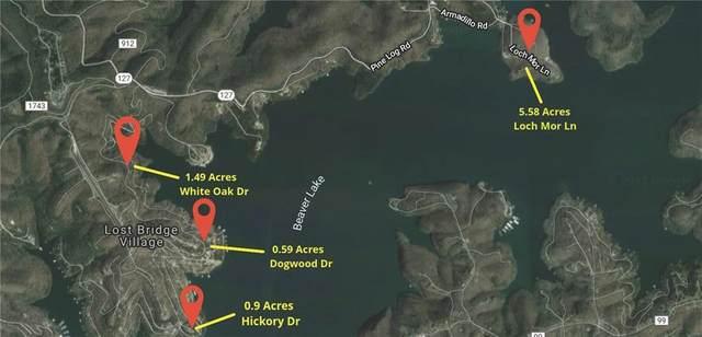 8.56 Acres Loch Mor Lane, Garfield, AR 72732 (MLS #1153737) :: McMullen Realty Group