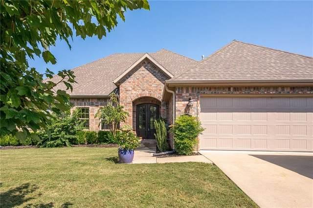 3884 E Spyglass Hill Drive, Fayetteville, AR 72701 (MLS #1154402) :: McNaughton Real Estate