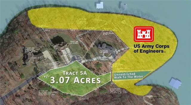 Lot 5A Bumblebee Lane, Rogers, AR 72758 (MLS #1157897) :: McMullen Realty Group