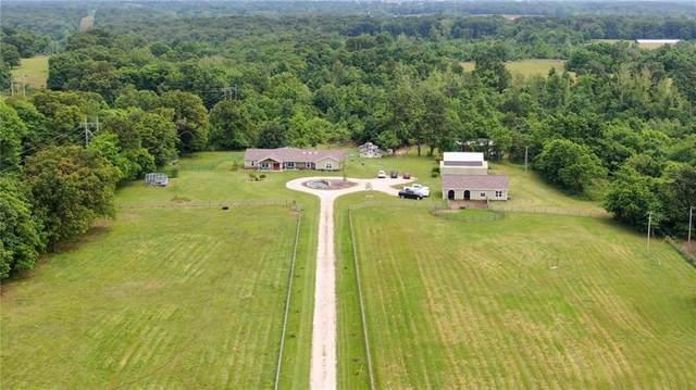 10046 Spanker Creek Road, Bentonville, AR 72712 (MLS #1187548) :: McMullen Realty Group