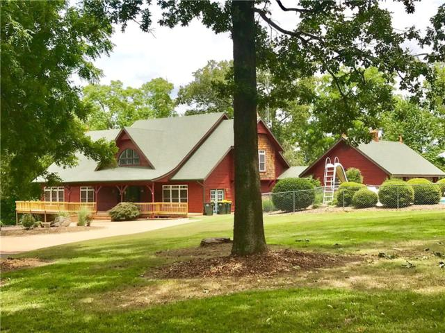 507 Chattin Circle, Bentonville, AR 72712 (MLS #1036433) :: McNaughton Real Estate