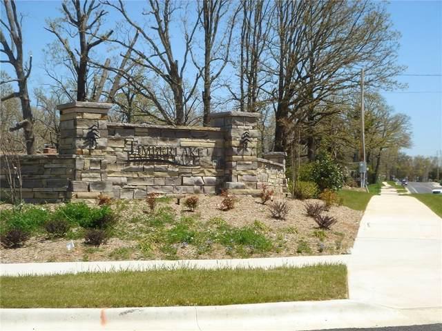 N Waterside Court, Fayetteville, AR 72703 (MLS #1045699) :: McMullen Realty Group