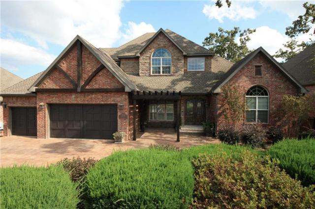 1610 NE Chapel Hill Drive, Bentonville, AR 72712 (MLS #1051410) :: McNaughton Real Estate