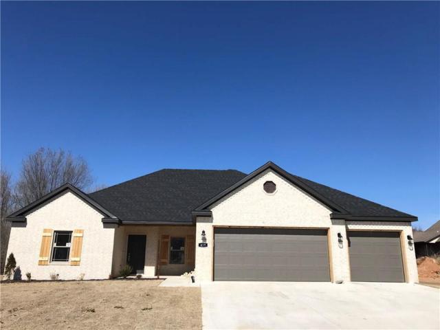455 Baker, Pea Ridge, AR 72751 (MLS #1061797) :: McNaughton Real Estate