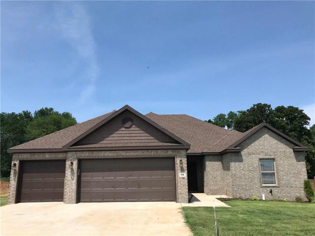 266 Hayes  St, Pea Ridge, AR 72751 (MLS #1061803) :: Five Doors Real Estate - Northwest Arkansas
