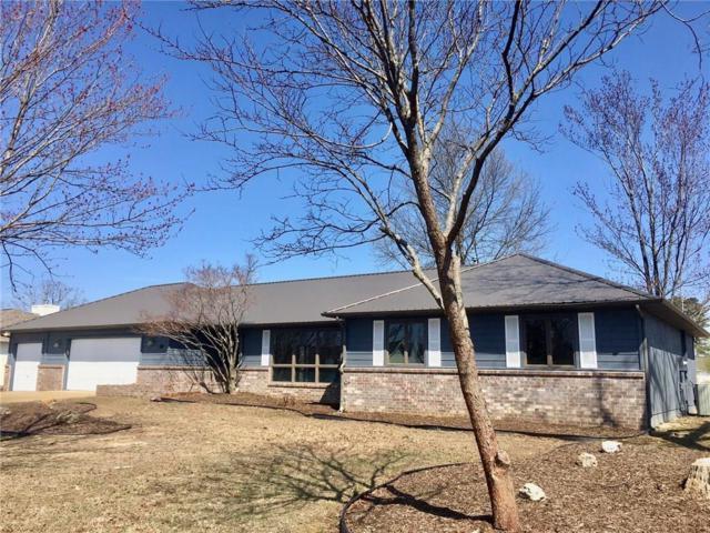 36 Holiday Island Drive, Holiday Island, AR 72631 (MLS #1062799) :: McNaughton Real Estate