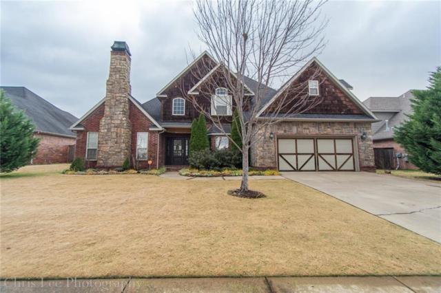 6206 26th  St, Rogers, AR 72758 (MLS #1065996) :: McNaughton Real Estate
