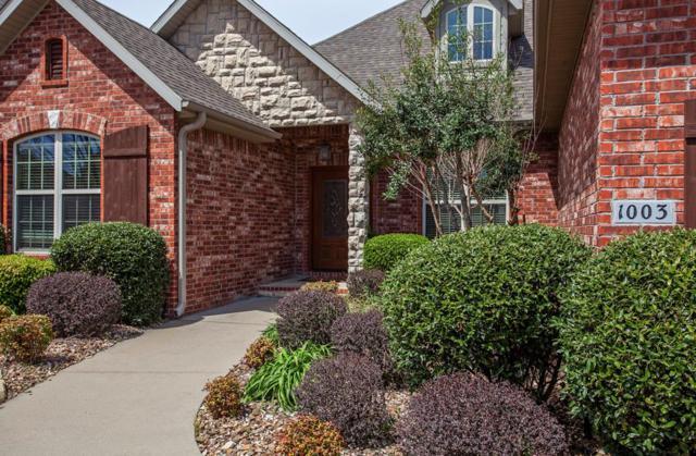 1003 Halifax Place, Bentonville, AR 72712 (MLS #1066079) :: McNaughton Real Estate