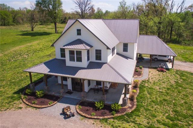 472654 E E 700  Rd, Westville, OK 74965 (MLS #1071513) :: McNaughton Real Estate