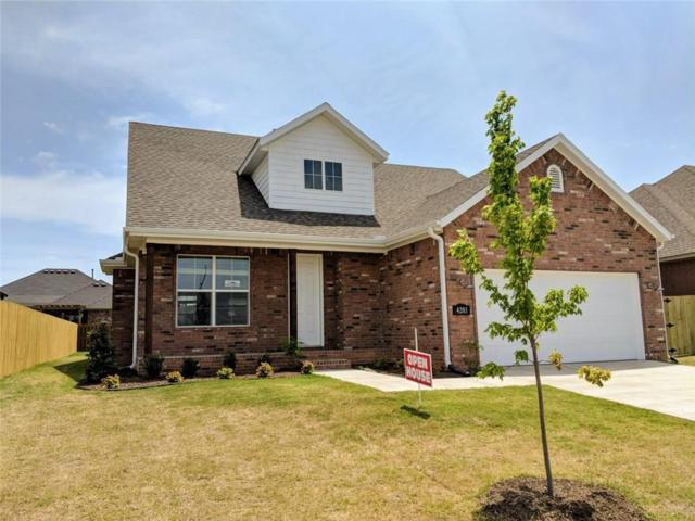 4303 SW Sw Nativestone  St, Bentonville, AR 72712 (MLS #1073926) :: McNaughton Real Estate