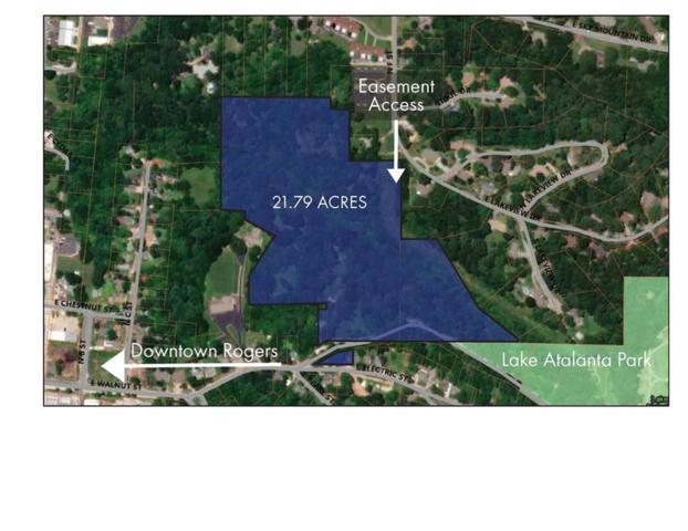 507 E E Walnut  St, Rogers, AR 72756 (MLS #1076489) :: McNaughton Real Estate