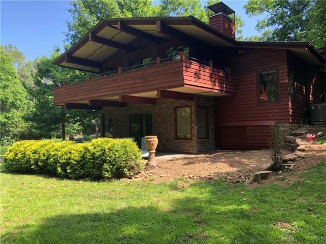 185 Hartman  Ave, Fayetteville, AR 72701 (MLS #1076987) :: McNaughton Real Estate