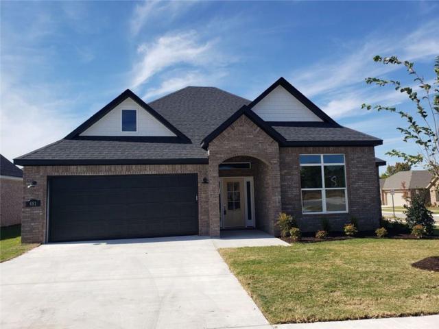 481 N Drywood Creek  Dr, Fayetteville, AR 72704 (MLS #1079541) :: Five Doors Real Estate - Northwest Arkansas