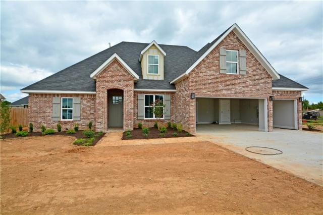 5503 W Lakewood  Dr, Rogers, AR 72758 (MLS #1081939) :: McNaughton Real Estate