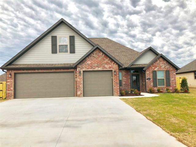 406 Ceola  Ave, Tontitown, AR 72762 (MLS #1088534) :: Five Doors Real Estate - Northwest Arkansas