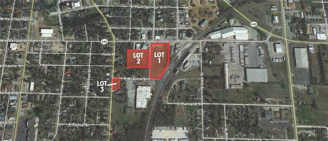 1.94 Acres (Lot 2) S Britt Street, Siloam Springs, AR 72761 (MLS #1127515) :: McNaughton Real Estate