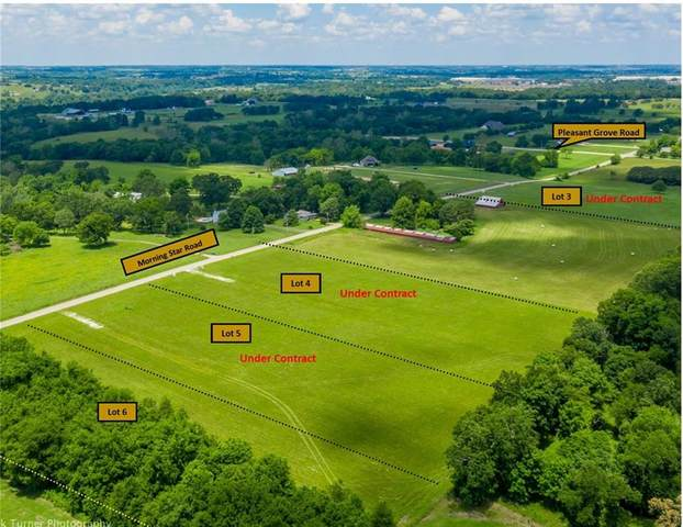 Lot 6 S Morning Star Road, Bentonville, AR 72712 (MLS #1130125) :: Five Doors Network Northwest Arkansas