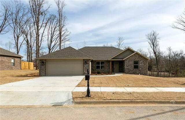 2731 Western Cedar Court, Siloam Springs, AR 72761 (MLS #1136008) :: McNaughton Real Estate