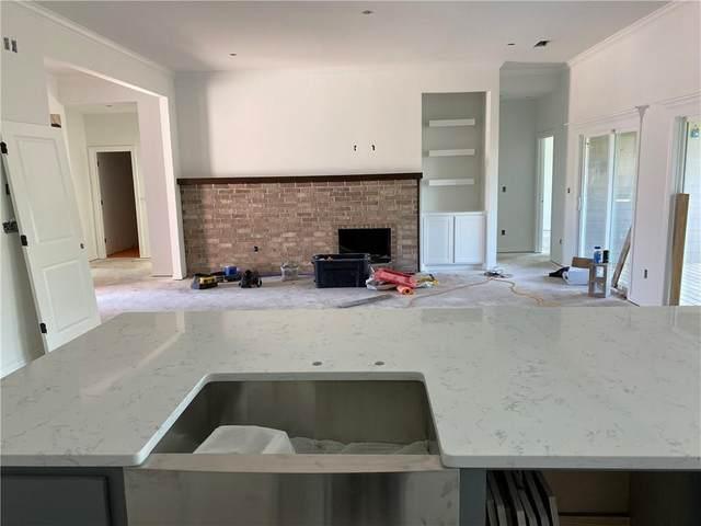 3730 E Spyglass Hill Drive, Fayetteville, AR 72701 (MLS #1153542) :: McNaughton Real Estate