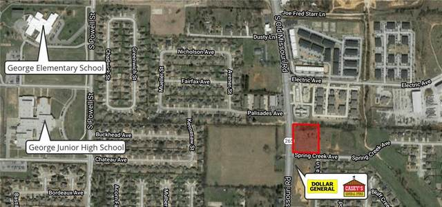 Lot 4 Spring Creek Avenue, Springdale, AR 72764 (MLS #1021769) :: McNaughton Real Estate