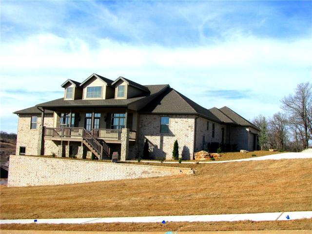 3503 NW Creekstone Cove, Bentonville, AR 72712 (MLS #1057348) :: McNaughton Real Estate