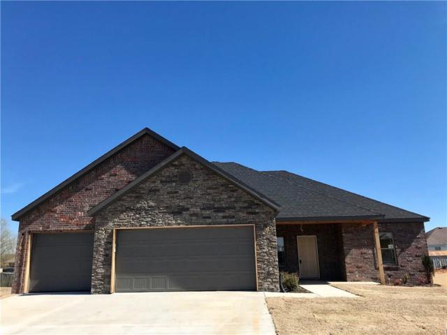 720 Harrison, Pea Ridge, AR 72751 (MLS #1061851) :: McNaughton Real Estate