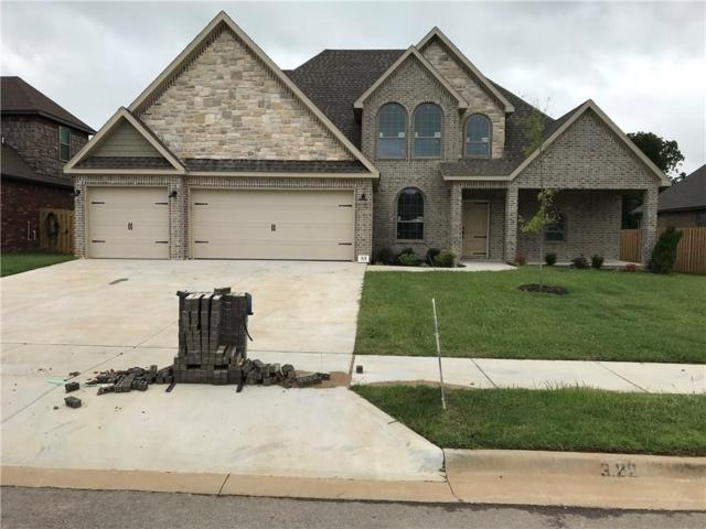 1815 SW Sw Nottingham  Ave, Bentonville, AR 72712 (MLS #1066223) :: McNaughton Real Estate